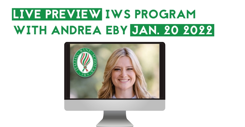 Live Preview | IWS with Andrea Eby