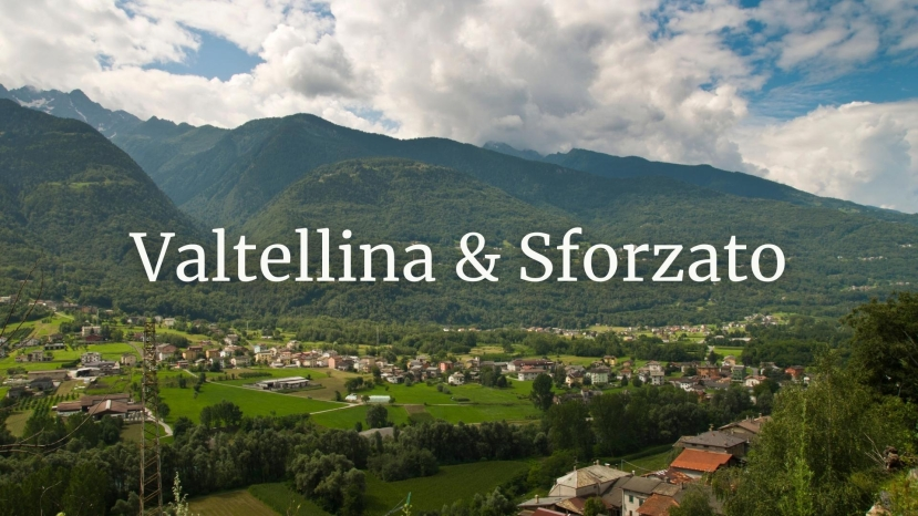 Valtellina and Sforzato – Explore the spectacular terroir of this mountainous Northern Region of Lombardy with Mario Cagnetta