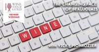 The Changing Face of Beaujolais with Vicky Monrozier