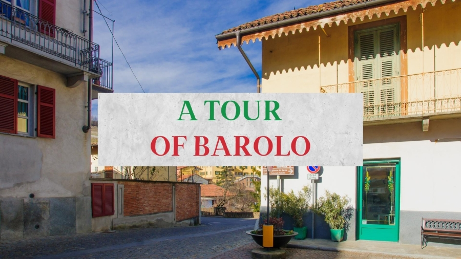 A Tour of Barolo with Tom Hyland
