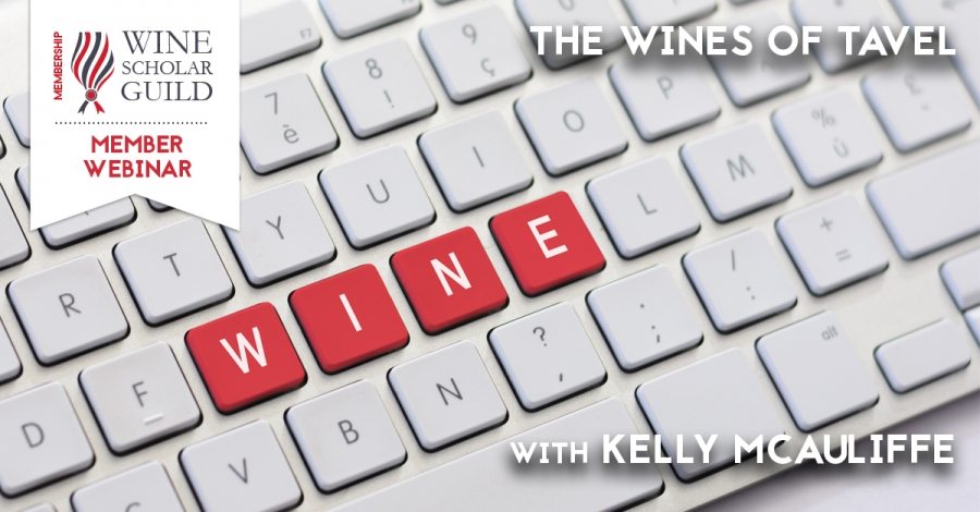 The Wines of Tavel with Kelly McAuliffe