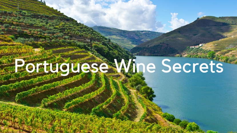 Portuguese Wine Secrets – Still and Sparkling Treasures from North to South with Simon J. Woolf