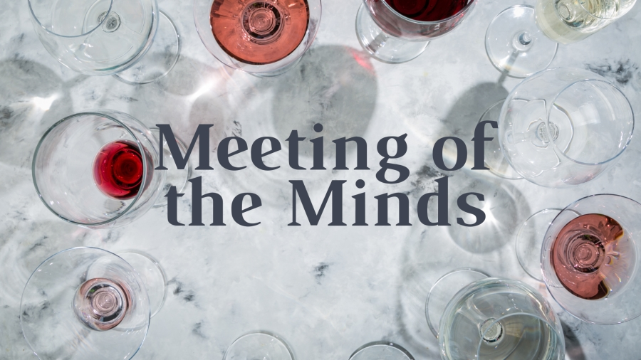 Meeting of the Minds - Taste and Terroir (Panel Discussion)