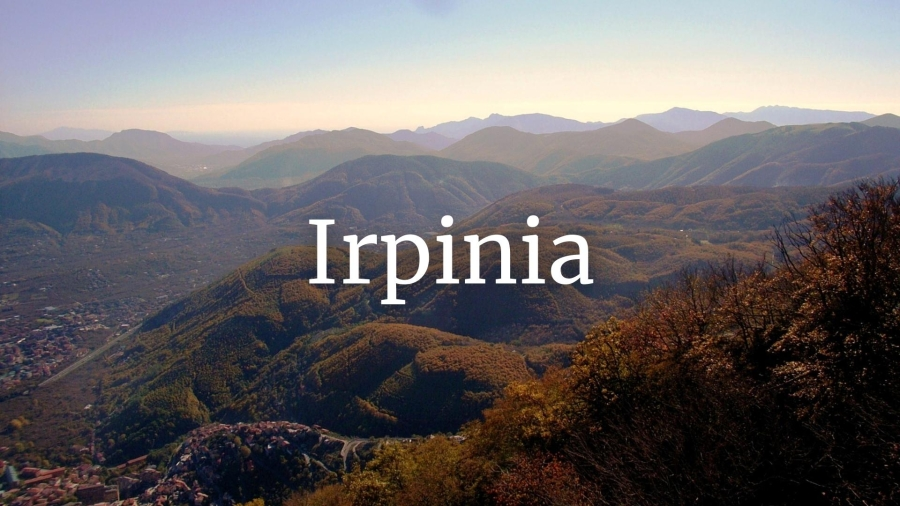Irpinia Who's Who: The Producers of Taurasi, Fiano di Avellino and Greco di Tufo with Tom Hyland