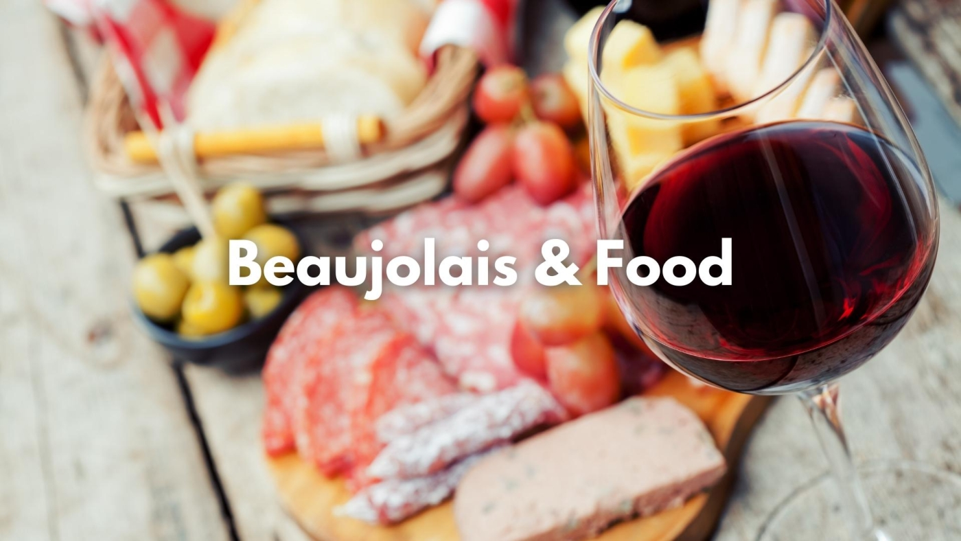 Beaujolais & Food with Arnaud Valour