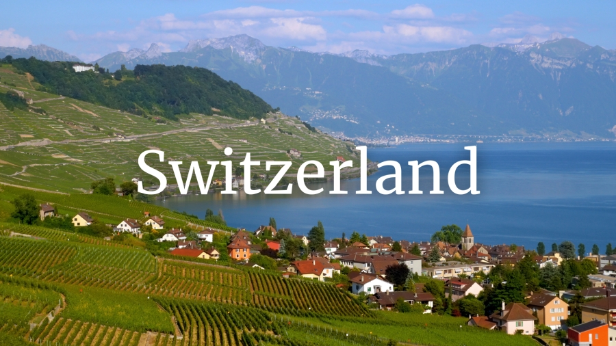 Switzerland: an Exploration of Its Regions and Alpine Wines with Robin Kick MW