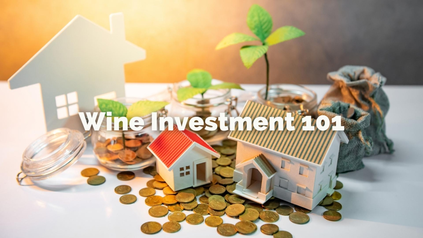 Wine Investment 101 with Charles Curtis MW