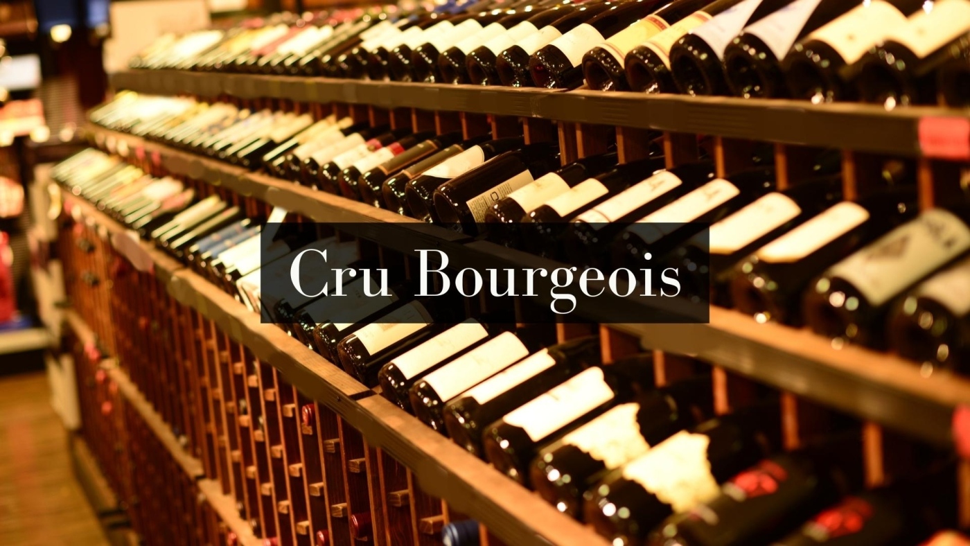 Cru Bourgeois Bordeaux with Tracy Ellen Kamens