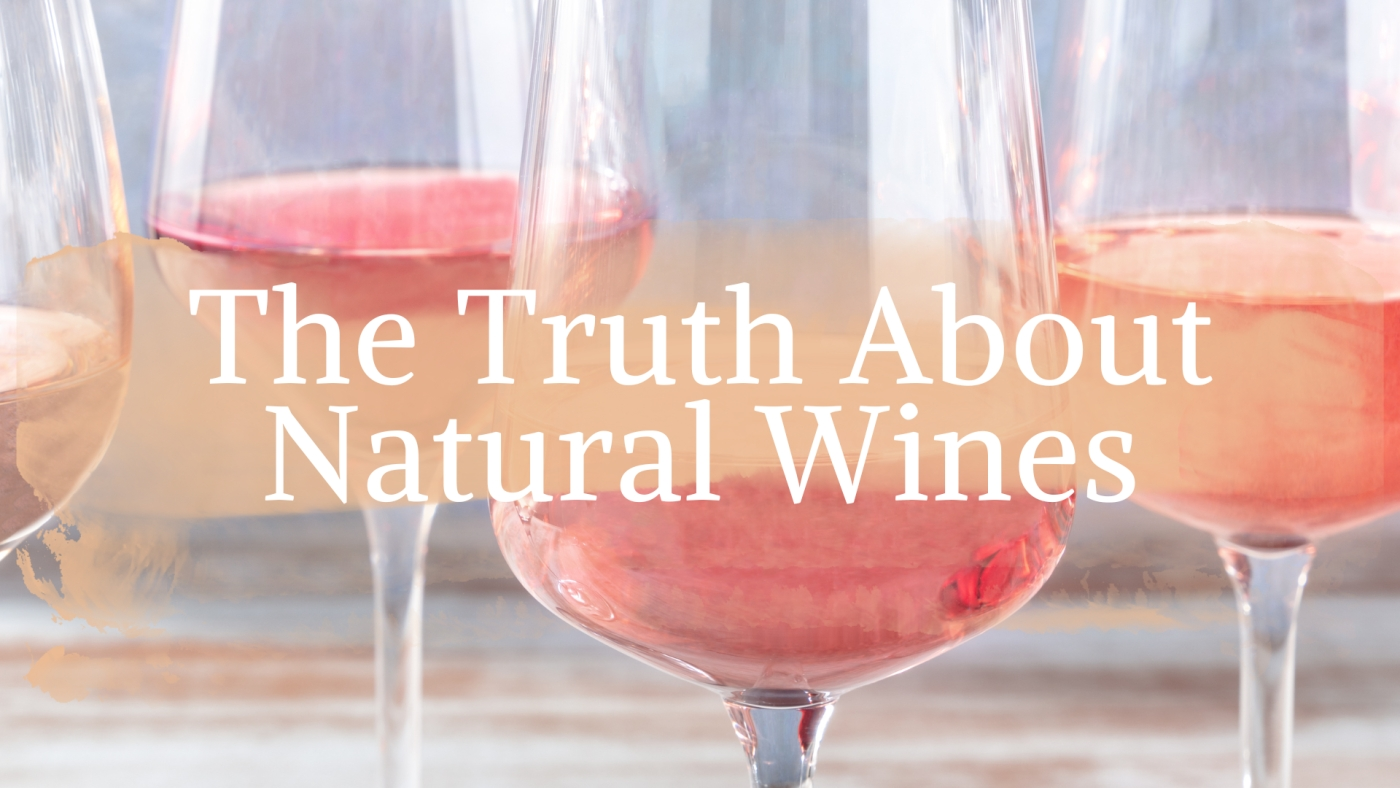The Truth About Natural Wines with Alice Feiring