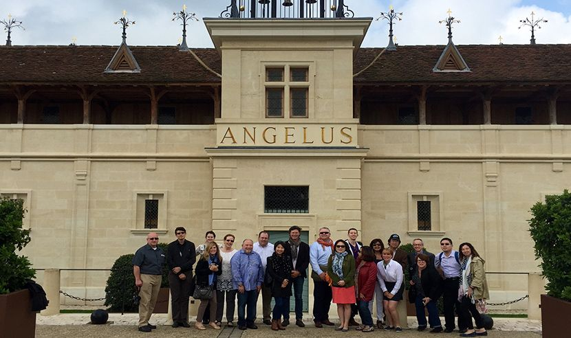 Bordeaux Wine Study Tour with Andrew Jefford
