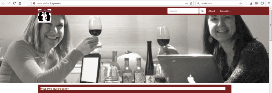 Wine Scholar Guild Up Close and Personal - Lisa Airey on the Wine Two Five Podcast!