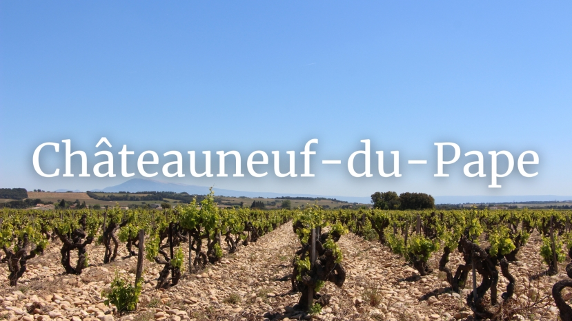 Chateauneuf-du-Pape with Harry Karis (Part 2)