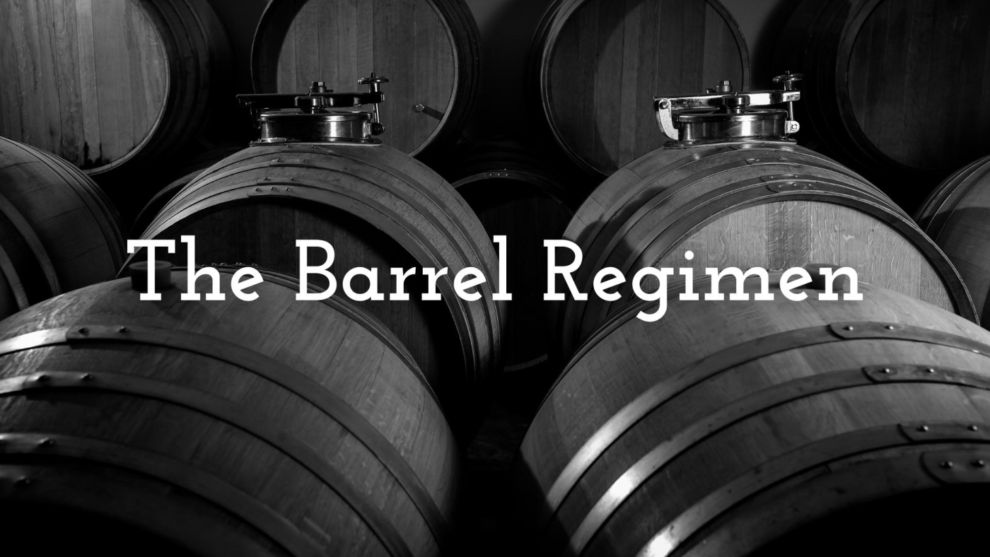 The Barrel Regimen with Lisa Airey CWE, FWS