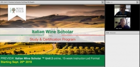 Video Preview: Italian Wine Scholar Unit 2 Online format with Alan Tardi