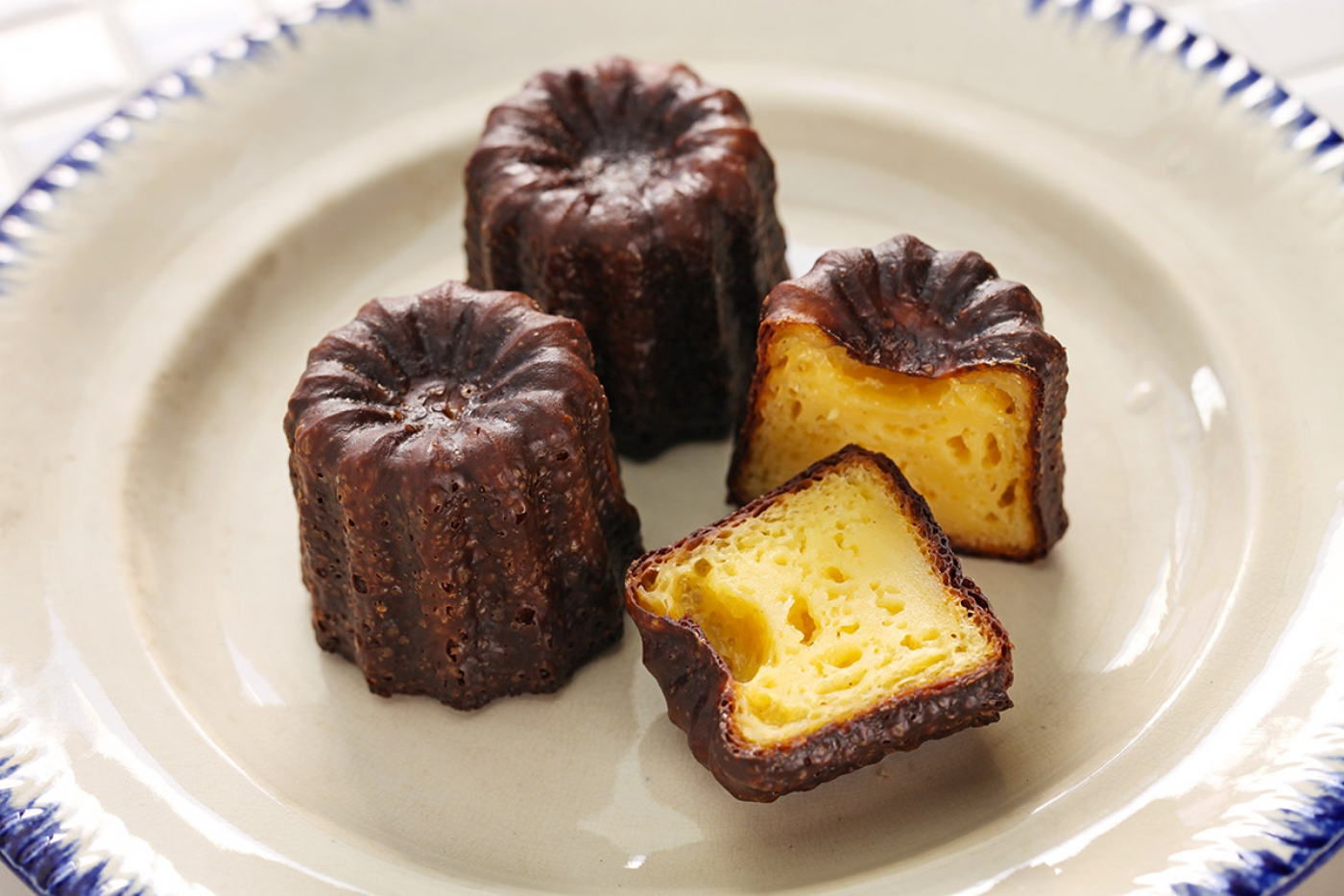Cannelés of Bordeaux - A kitchen tested recipe that delivers a very good version