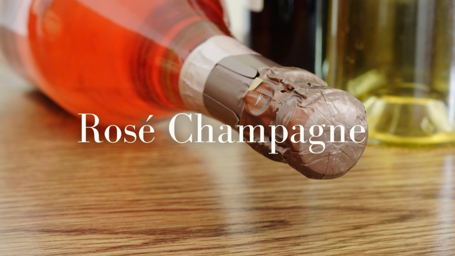 Rosé Champagne in all its shades with Essi Avellan MW