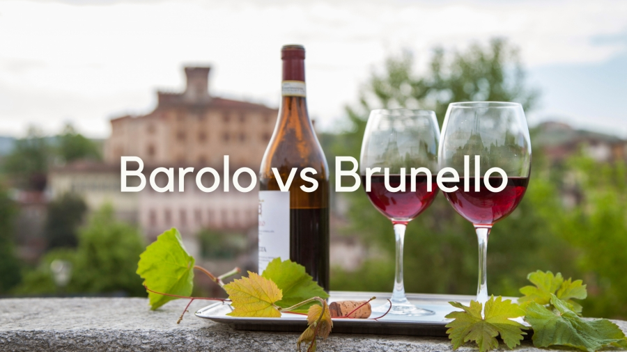 Not Since Lunch: Untangling Barolo and Brunello with Lars J. Leicht