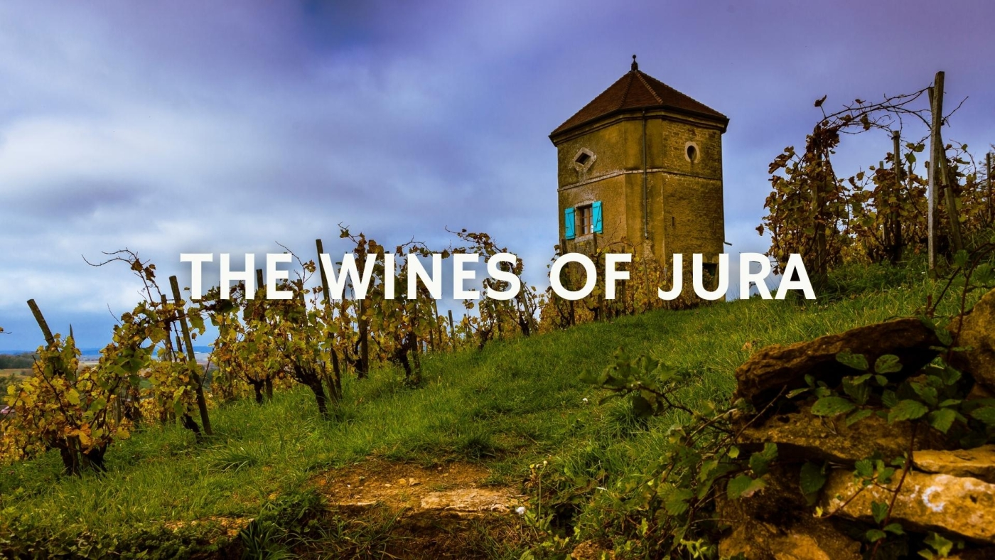 The Wines of the Jura with Jean-Louis Carbonnier