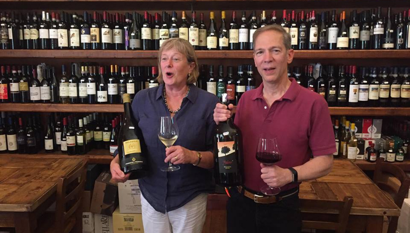 PODCAST: Jane Hunt, MW & Andrew Jefford on Tuscany