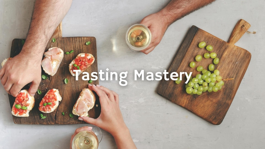 Tasting Mastery: Learning Best Practices of Top Tasters with Tim Gaiser MS
