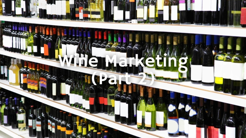 Wine Marketing Part 2 with Paul Wagner