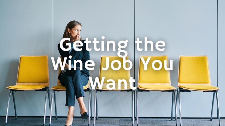Getting the Wine Job you Want with Pam Connors, CWE, FWS