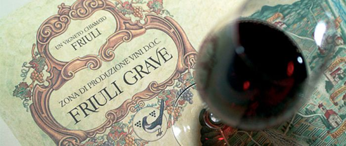 The red wines and gravel soils of the Friuli Grave DOC