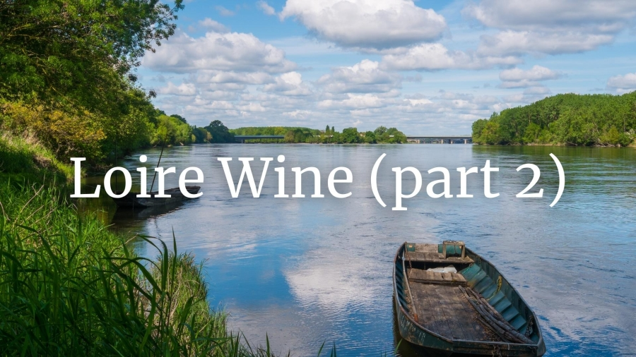 Loire Valley Wine Who's Who (Part 2 - Anjou, Saumur and Touraine) with Pascaline Lepeltier MS