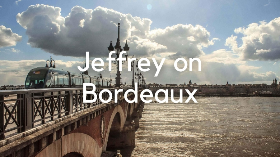 Jeffrey Davies on Bordeaux (Part 1) - Technology vs Technique