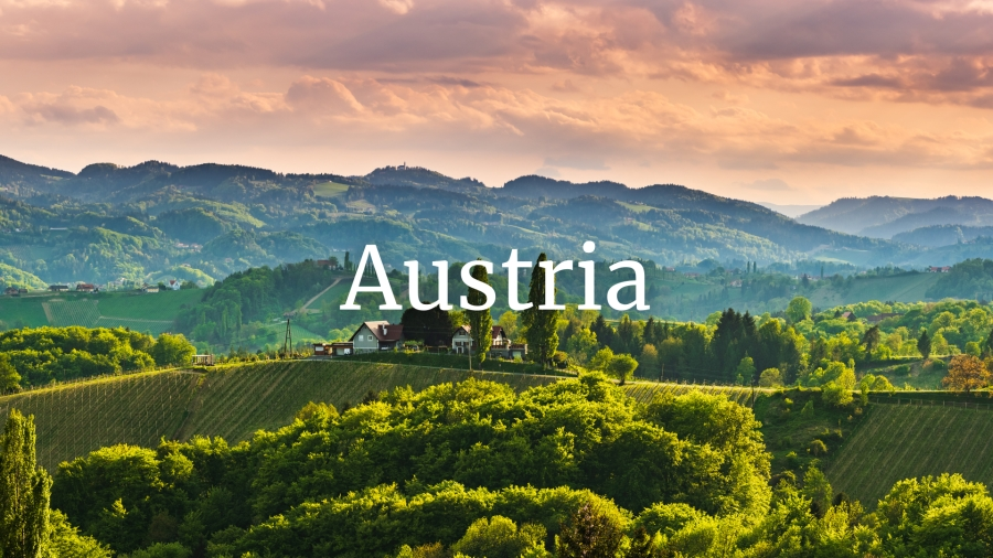 Austria: New Wines from the Old World with Andreas Wickhoff MW
