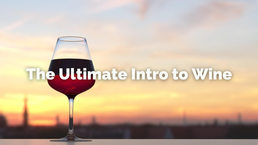 Ultimate Intro to Wine with Jessica Bell, DWS, FWS