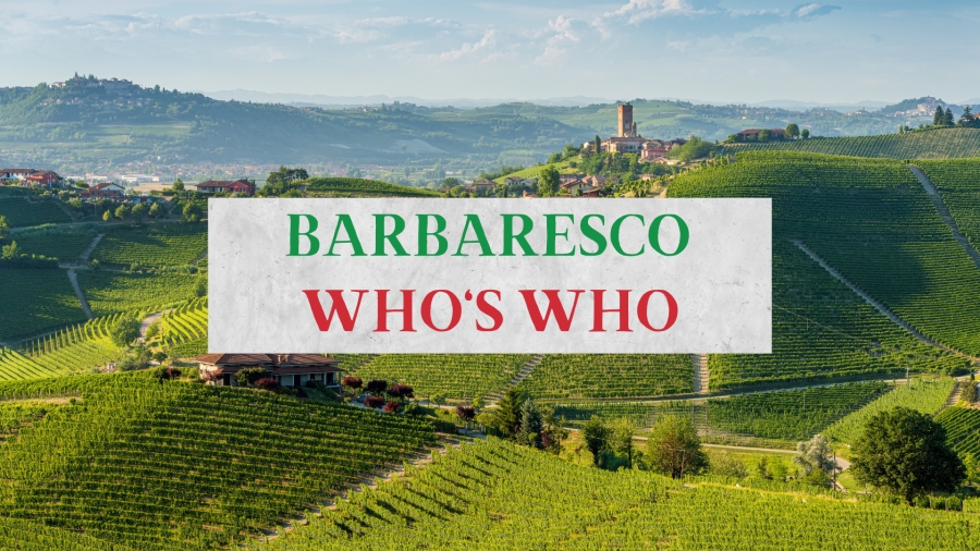 Barbaresco Who's Who with Tom Hyland