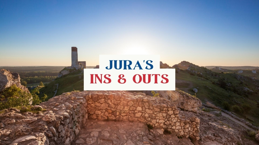 Jura Ins & Outs with Wink Lorch