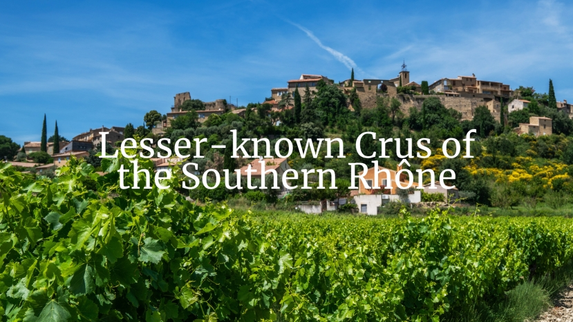 The Lessser-Known Crus of the Southern Rhone with Matt Walls