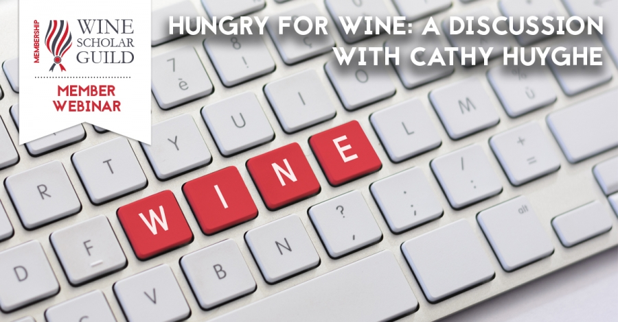 Hungry for Wine: A Discussion with Cathy Huyghe