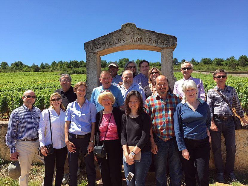 Bourgogne Wine Study Tour with Andrew Jefford