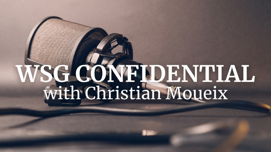 WSG Live: Andrew Jefford Hosts Christian Moueix