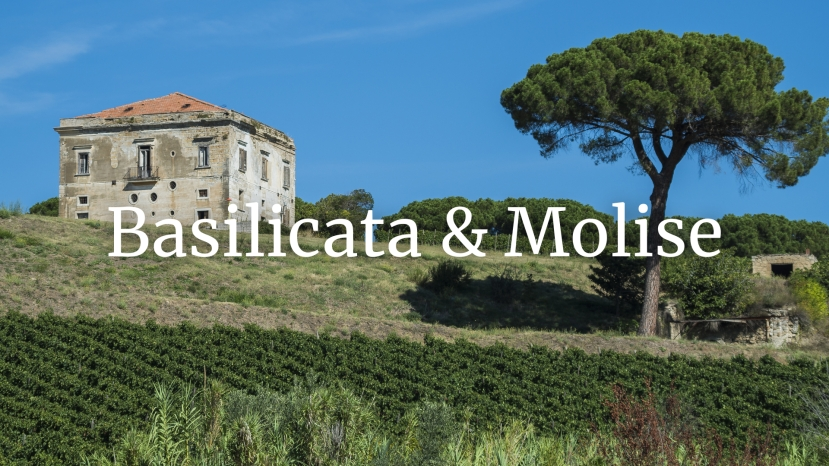 Let's Tour Italy's Lesser Known Regions: Basilicata and Molise with Susannah Gold