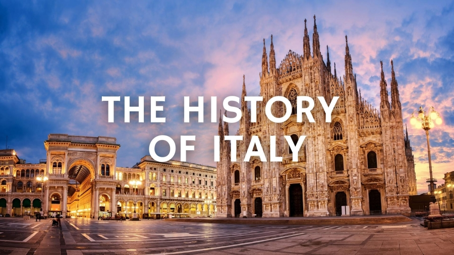 The History of Italy in 12 Glasses of Wine with Paul Wagner