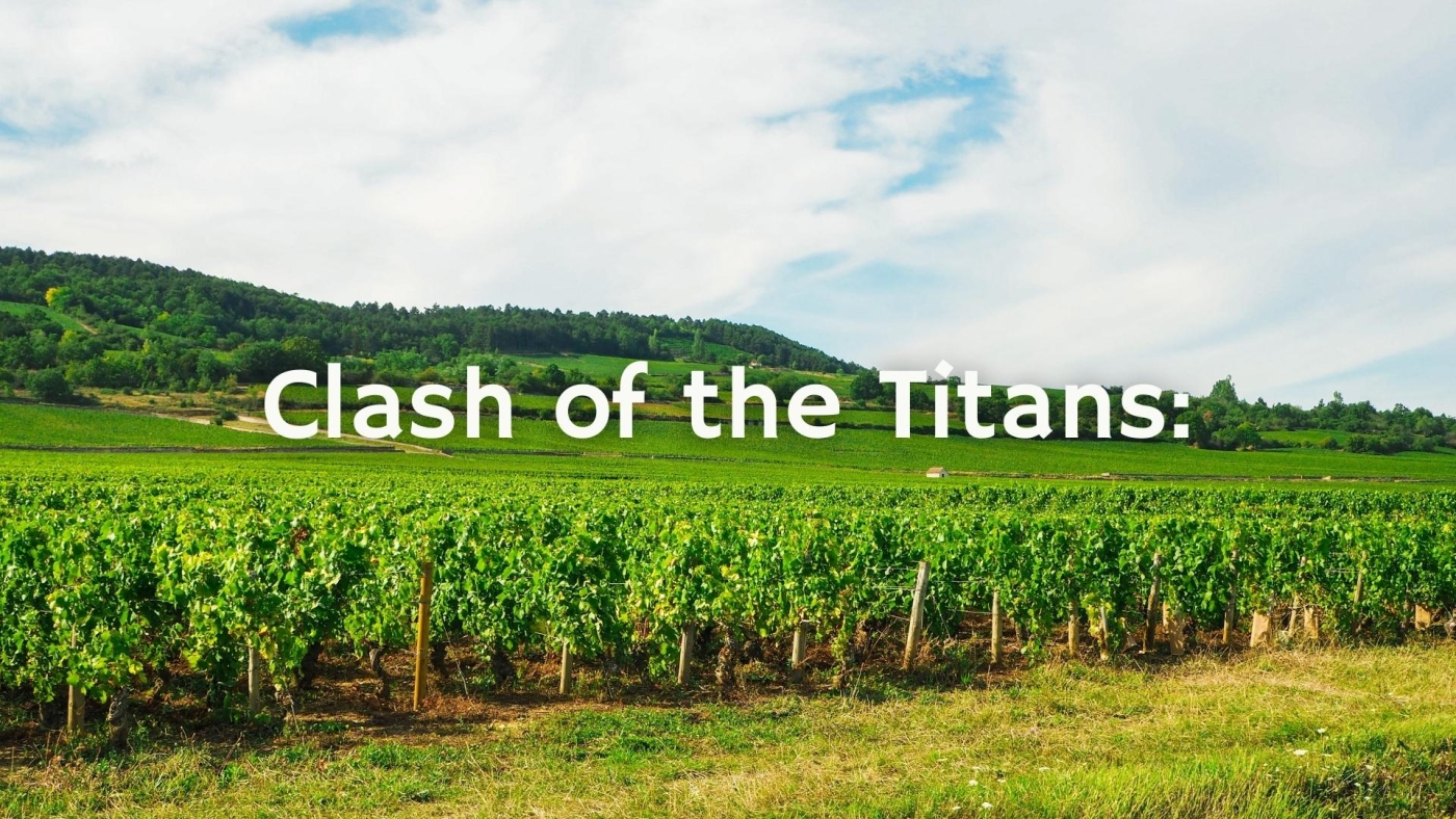 Clash of the Titans: 1er & Grand Crus of Puligny-Montrachet with Tim Magnus