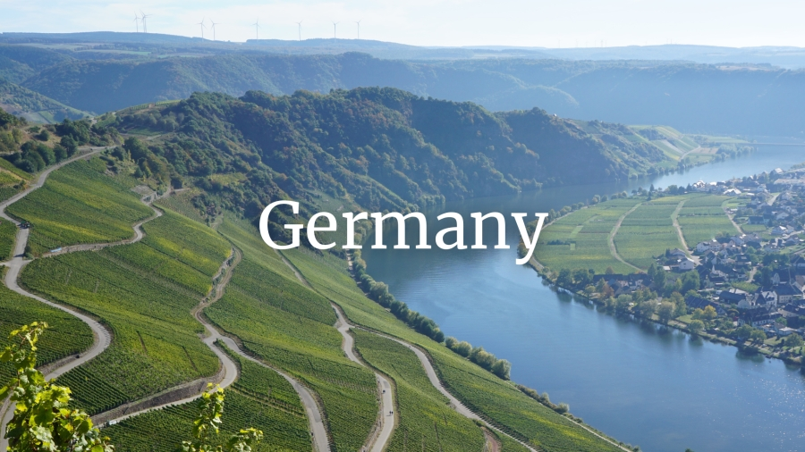 Germany – Unique Wines from the Heart of Europe with Caro Maurer MW