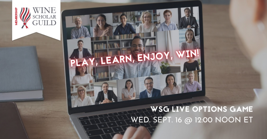 Live Options Game for WSG Members