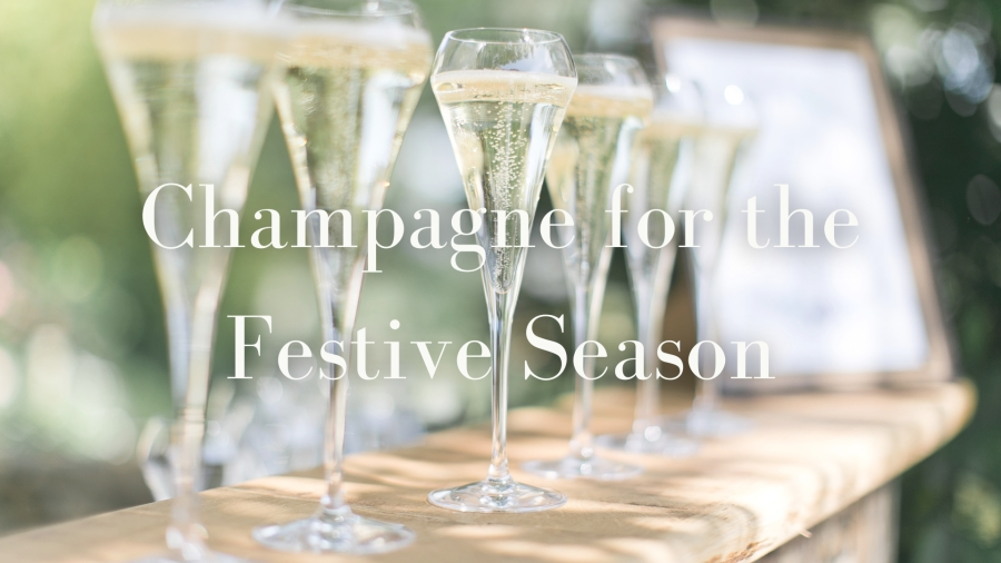 Champagne for the Festive Season with Essi Avellan MW