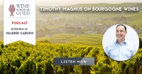 PODCAST: Timothy Magnus on Bourgogne wines