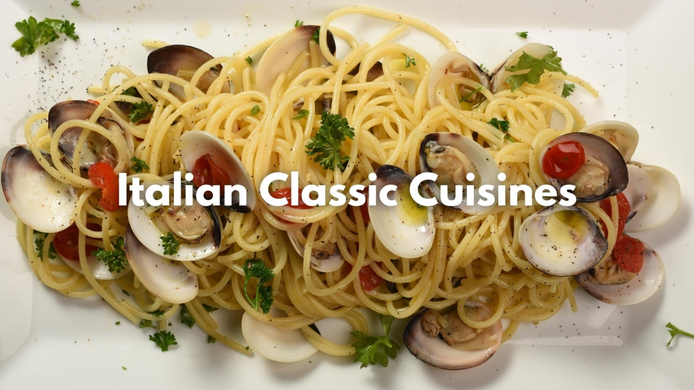 Classic cuisines of Northern Italy with Barbara Philip MW