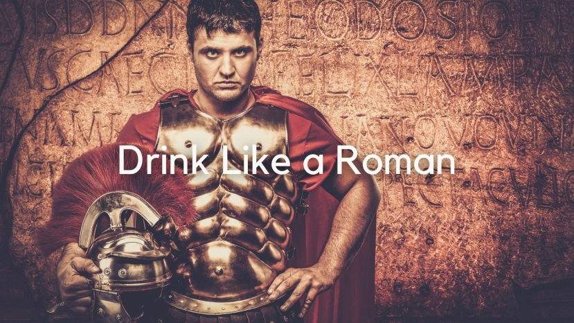 Drink Like a Roman, The Legacy of Ancient Times Through Modern Italian Wines with Tanya Morning Star Darling