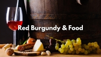 Red Burgundy & Food with Arnaud Valour