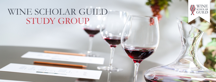 "A new ""Wine Scholar Guild Study Group"" now live on Facebook !"