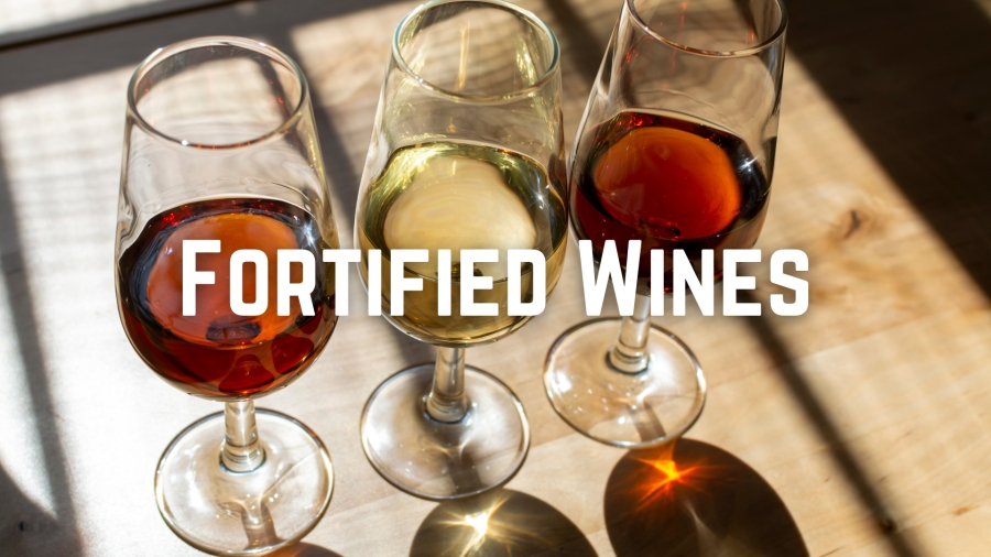 Fortified Wines from Around the World with Guilherme Marques Martins, PhD