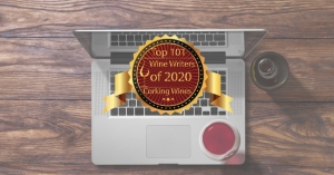 WSG Blog receives Top 101 Wine Writer's Award